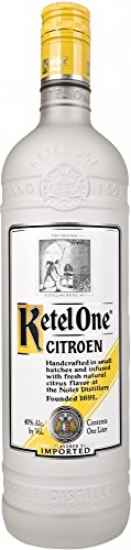 Ketel One Citroen Vodka - 1000 ml