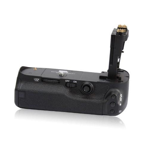 Pixel Vertax E-11 - Impugnatura batteria fotocamera per Canon 5D Mark III