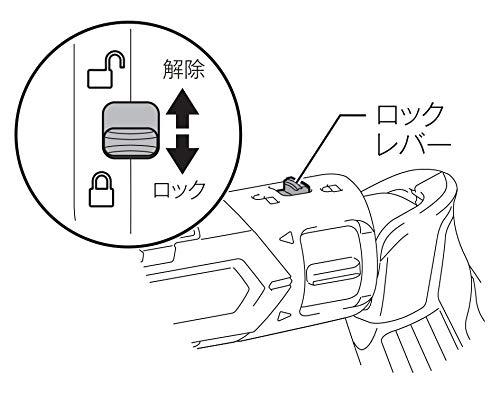 『マキタ(Makita) 充電式ペンインパクトドライバ 黒 バッテリー×2・充電器付 TD022DSHXB』の3枚目の画像