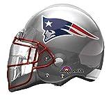 Anagram NFL New England Patriots Football Helmet Foil Balloon, 21', Multicolored