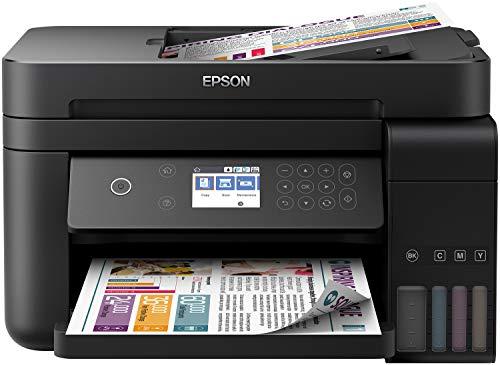 Epson EcoTank ET-3750 nachfüllbares 3-in-1 Tintenstrahl Multifunktionsgerät