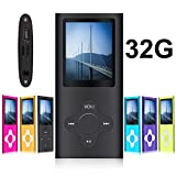 G.G.Martinsen Blackness Versatile MP3/MP4 Player, Support Photo Viewer, Mini USB Port 1.8 LCD, Digital MP3 Player, MP4 Player, Video/Media/Music Player