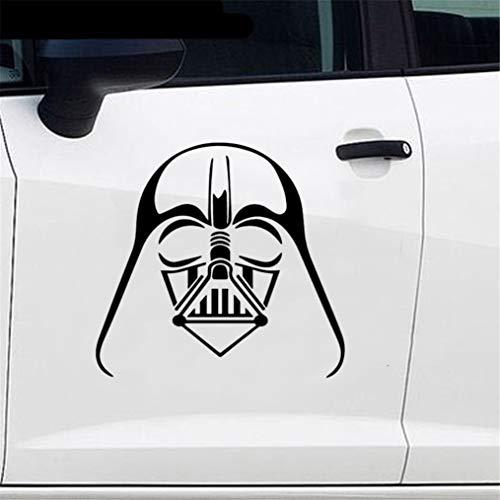 Lustiges Auto, das Darth Vader Abziehbild-Kunst-Auto-Aufkleber für Auto-Laptop-Fenster-Aufkleber anredet