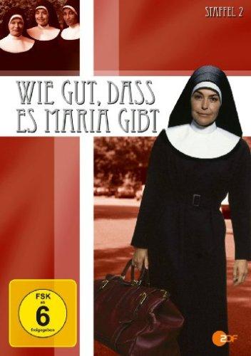 Wie gut, dass es Maria gibt - Staffel 2 [4 DVDs]