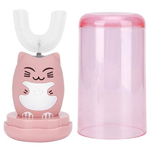 Aoutecen Cepillo de Dientes con Carga USB Cepillo de Dientes de Limpieza eléctrico para niños