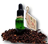 Organic Clove Toothache Oil Natural Remedy to Numb, Heal, and for Pain Relief