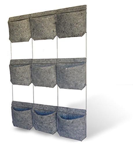 Vertiflor Huerto Vertical para 9 plantas. 71 x 100 cm