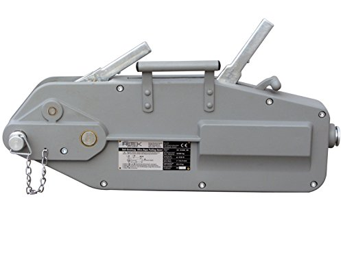 Rotek Seilzug SZ-3200, Kapazität 3.200kg inkl. 20m Spezialseil auf Haspel