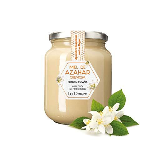 La Obrera - Miel Pura de Azahar en crema - 100% Origen Espa�