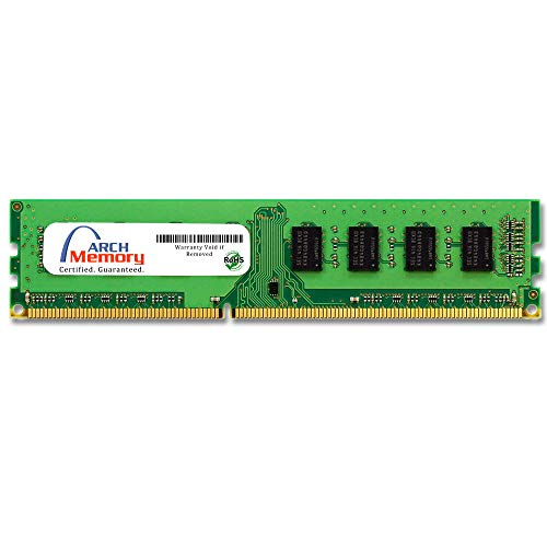 Arch Memory 2 GB 240-Pin DDR3 Udimm RAM Replacement for KTD-XPS730A/2G Anti-Static Gloves Included