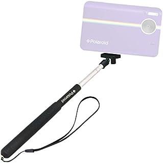 Polaroid 37Selfie Stick/monopié + imán Trípode 1/4–20Adaptador para cámara de acción Cubo Montar Votre Cubo para el Palo de Selfie