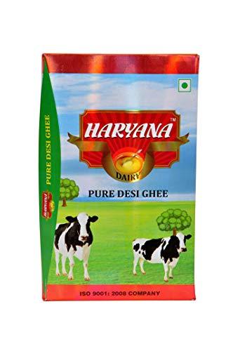 HARYANA DAIRY Pure DESI GHEE 1LTR ( Tetra Pack)