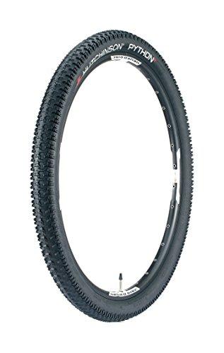 HUTCHINSON Python 2 Souple Pneu de vélo Mixte Adulte, Noir, 29 x 2,10