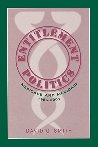 Entitlement Politics: Medicare and Medicaid, 1995-2001 (Social Institutions and Social Change Series) (English Edition)