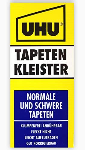 UHU Tapetenkleister normal stark 125 g (transparent ausreichend für ca. 30-50 m²)