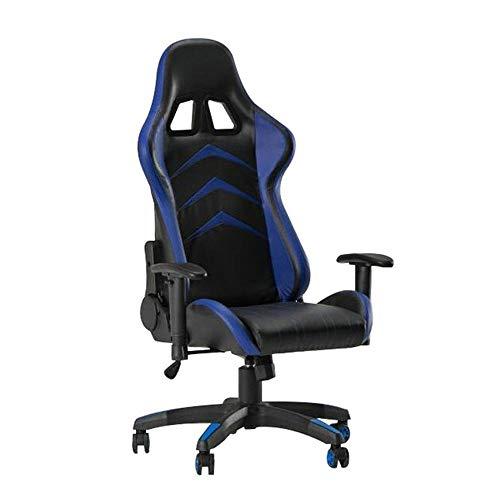 2019 High-Back PU lederen bureaustoel Computer Game Gamer stoelen Executive Ergonomische stijl draaibare stoel voor mannen draaibare stoel