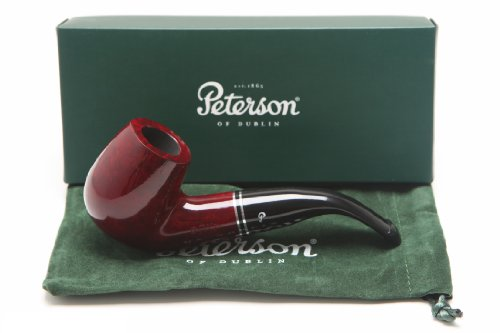 Peterson Killarney XL90 Red Tobacco Pipe PLIP