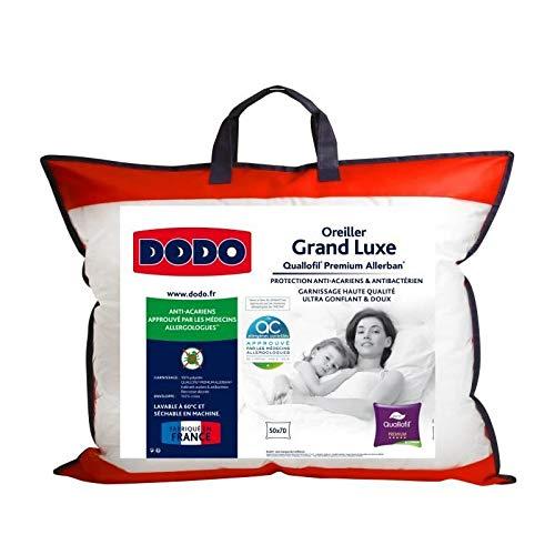 Almohadilla DODO Grand luxe Quallofil Allerban 50x70cm