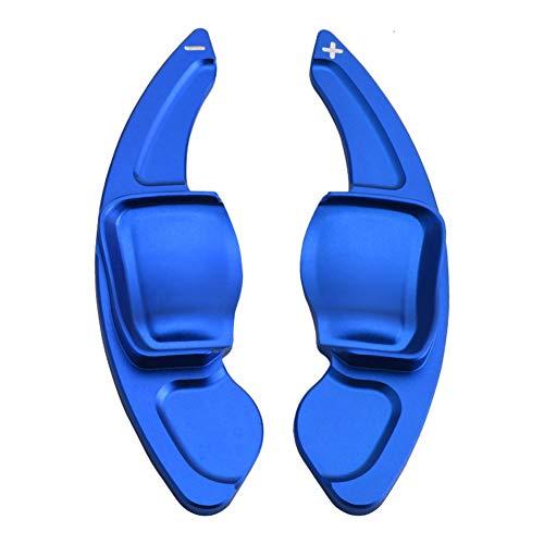 ZHHRHC Accesorios de Coche, Paleta de Volante, extensión DSG, extensión de Paleta de Cambio Directo, para VW Tiguan Golf 6 MK5 MK6 Jetta GTI R20