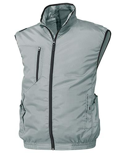 CO-COS GLODITOR 空調風神服 エアーマッスルⓇベスト G-5219 3 グレー 4L