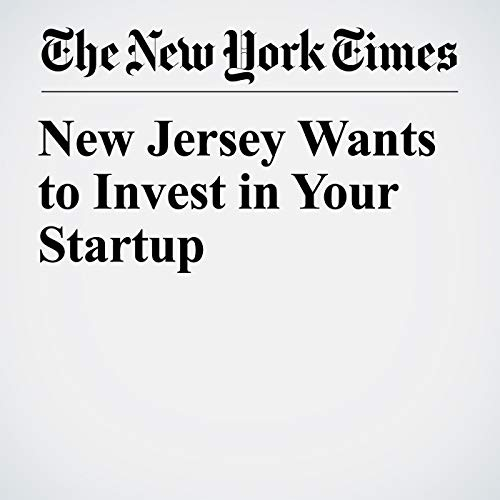 New Jersey Wants to Invest in Your Startup copertina