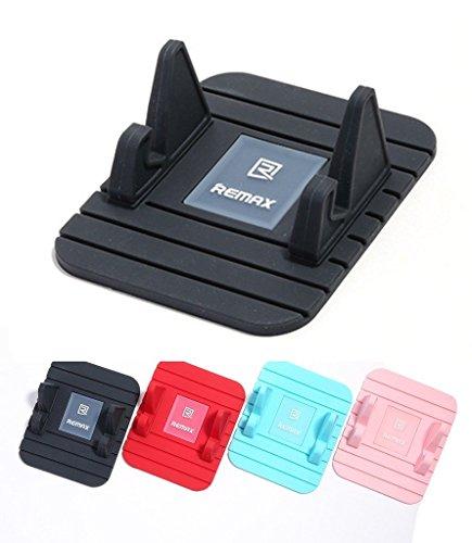 Tappetino antiscivolo in silicone e supporto per auto e base di ricarica FireAngles, per telefono cellulare Samsung S5/S4/S3/iPhone 4/5/5S/6/6S/7(Plus) e per il GPS