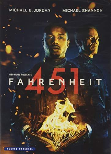 FAHRENHEIT 451 - DVD