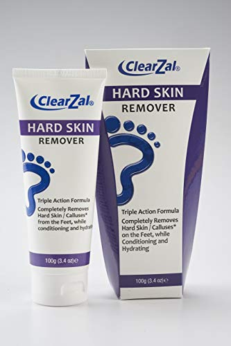 ClearZal Foot Cream for Hard Skin