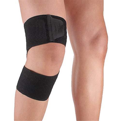 He-shop Knieschützer, Sportunterstützung elastische Binde umwickelt Kompressionsverbandstütze für Knöchelknie Ellenbogen Kalb Handgelenk Muskeln Schmerz
