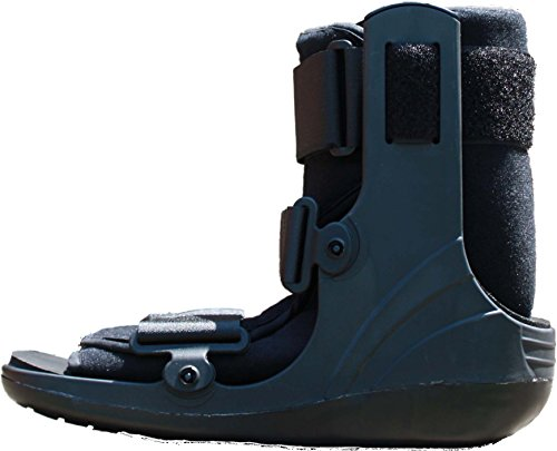 Alpha Medical Mid Calf Cam Walker Fracture Boot Ankle Walking Boot L4386 (Small)