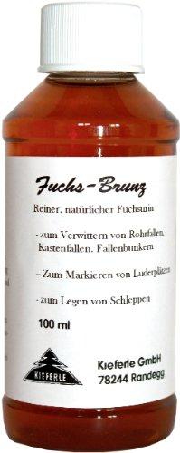 Fuchsbrunz Fuchsurin Fuchs Lockmittel 100 ml