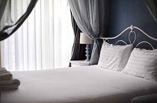 Blocsilver New Spacious Design EMF Protection EMF Shielding Bed Canopy Box (Queen) 6.5 Feet High