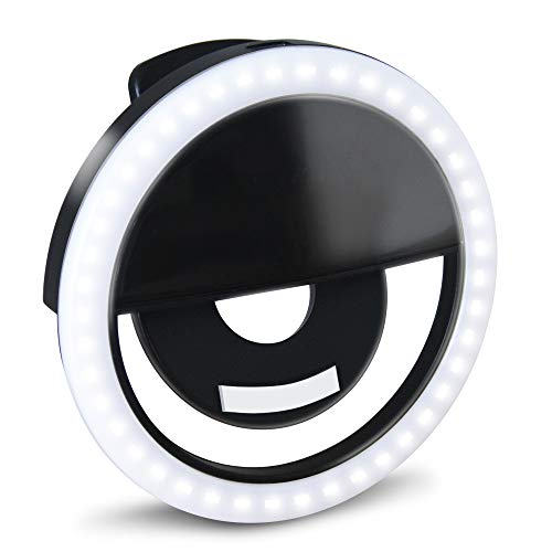 Our #4 Pick is the GLOUE Selfie Light