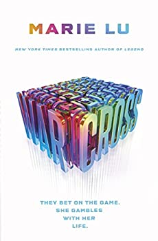 Paperback Warcross Book