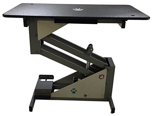 GROOMER'S BEST Electric Grooming Table for Pets,...