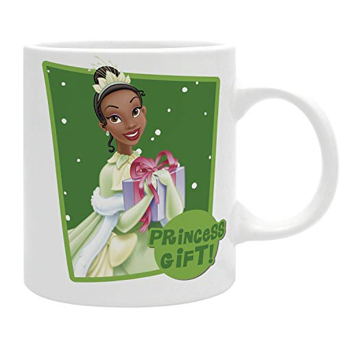 THE GOOD GIFT - Disney - Mug - 320 ML - LA Princesse ET LA Grenouille X-MAS