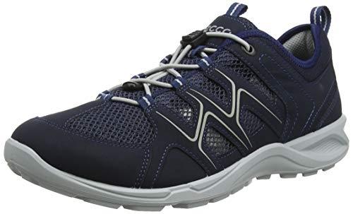 Ecco Herren TERRACRUISELTM Sneaker, Blau (Marine/Marine/Concrete 51406), 44 EU