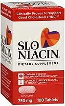 Best slo niacin 750 mg Reviews