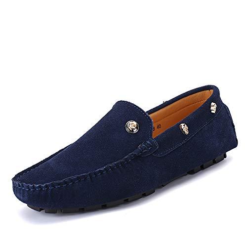 GPF-fei Doek Schoenen Bootschoen Herenschoenen Loafers Schoenen Canvas Ronde teen schoen Enkele schoen Geschikt voor sport Comfortabele Mode Ademende Vrije tijd