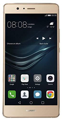 """Huawei P9 Lite - Smartphone, (1 SIM) Libero Android (4G, schermo 5.2 """", octa-core, 2 GB RAM, 16 GB, fotocamera 13 MP), colore Gold"""