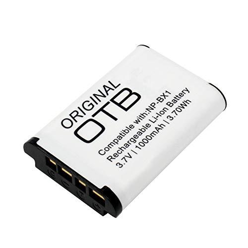 Akku für Sony Cyber-shot DSC-WX350 (Li-Ion)
