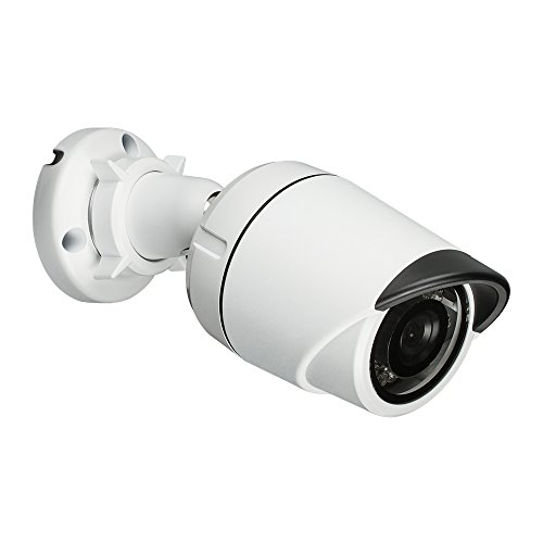 D-Link Vinziance DCS-4701E camera, HD-resolutie, wit/zwart