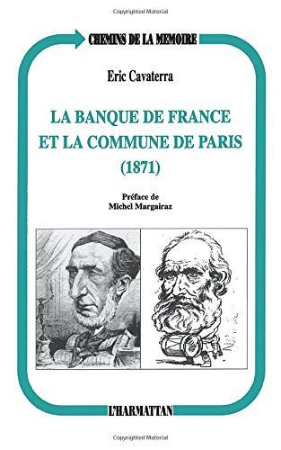 La Banque de France et la Commune de Paris (1871)
