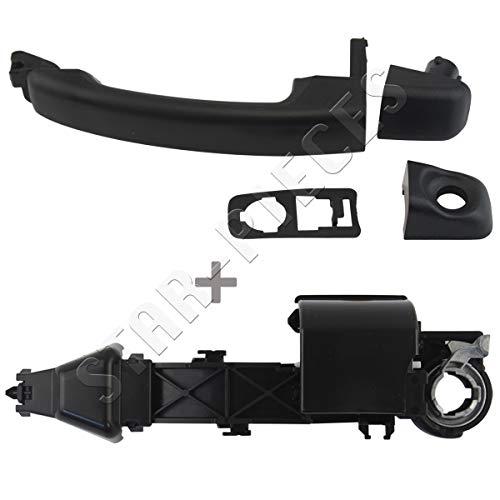 Maneta y mecanismo interior de puerta delantera izquierda conductor o puerta lateral derecha compatible para Master III, Movano B, NV400
