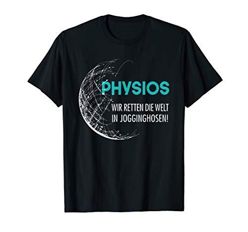 Physios t-shirt herren, damen lustig sprüche