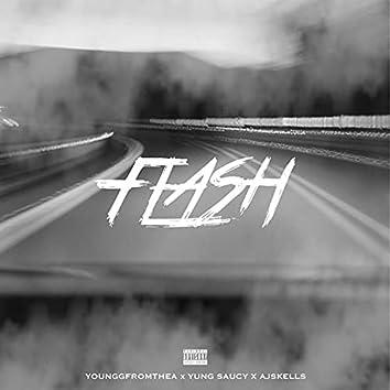 Flash (feat. Ajskells & YungSaucy)