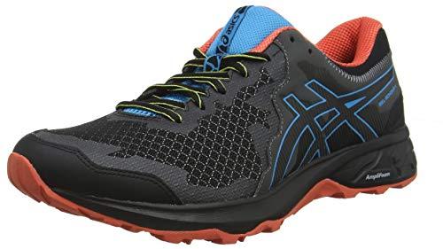 Asics Gel-Sonoma 4 1011a177-001, Zapatillas de Entrenamiento para Hombre, Negro (Black 1011a177/001), 44 1/2 EU