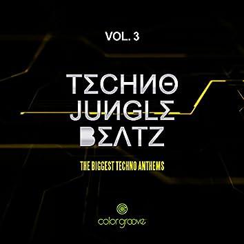 Techno Jungle Beatz, Vol. 3 (The Biggest Techno Anthems)