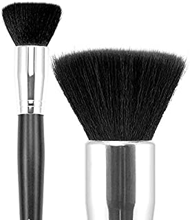 Coastal Scents Classic Flat Buffer Synthetic Brush, Pack of 1