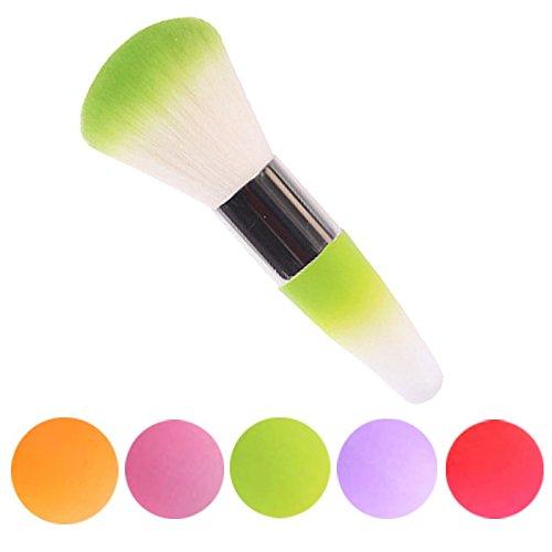 Make-up-Pinsel Entfernen Sie Acryl Nagel und Nail Art Staub Clean Maniküre Staub Clean Nagelbürste